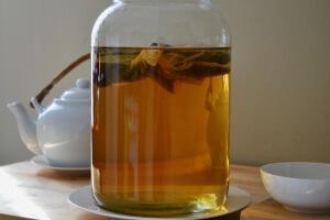 гриб напиток чайный польза и вред