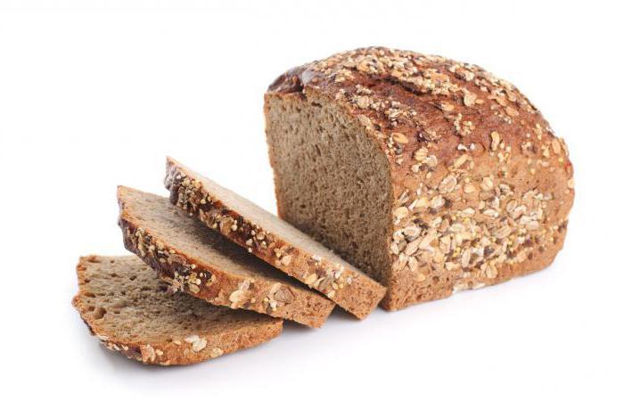 хлеб 8 злаков польза и вред
