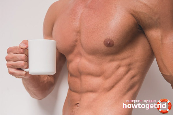 кофе после тренировки вред или польза