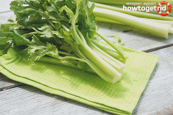 корень сельдерея полезные свойства и рецепты для похудения