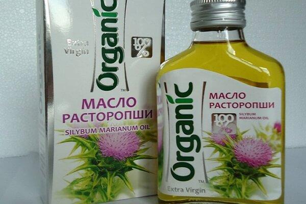 масло расторопши полезные свойства применение в гинекологии