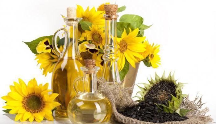 рапсовое подсолнечное масло вред и польза