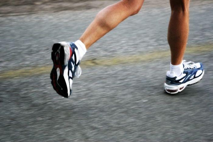 бег на носках польза и вред