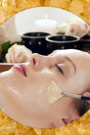 чем полезна для лица маска из желатина