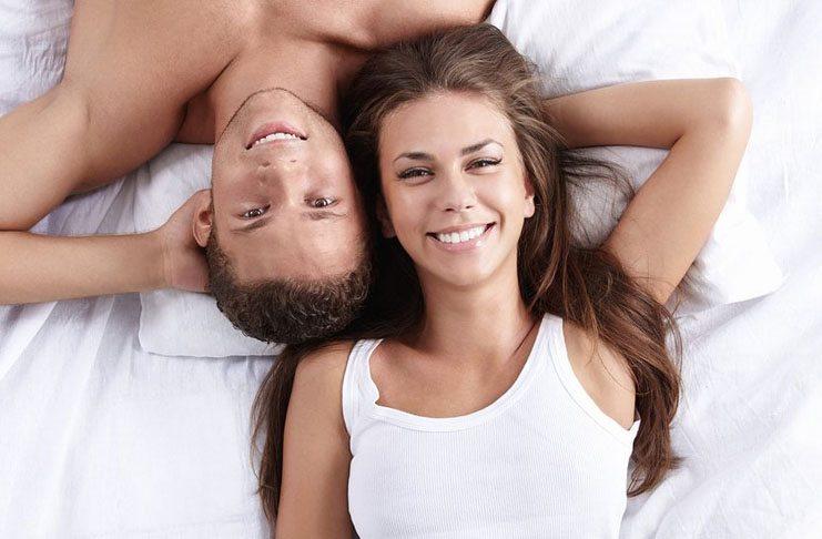 чем полезны женские выделения для мужчин при сношении