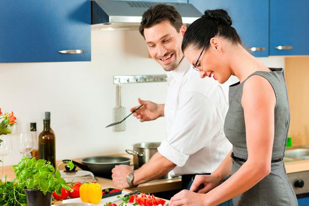 что приготовить на ужин правильного и полезного мужчине