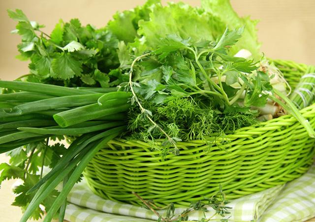 как обработать зелень от паразитов сохранив полезные свойства
