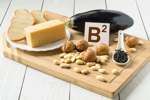 какие витамины группы в и для чего полезны