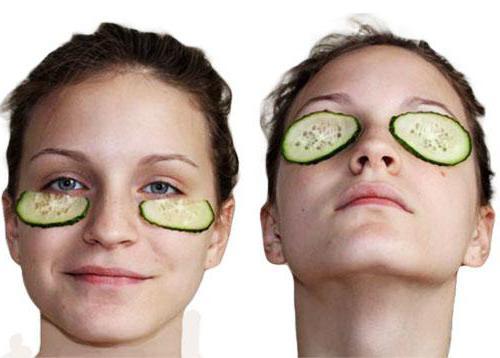 маска из огурца чем полезна для лица
