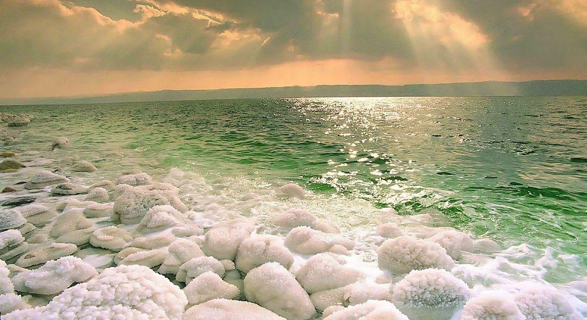 морская соль для ванны чем полезна для детей
