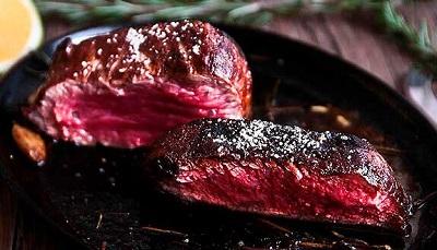стейк с кровью вред и польза