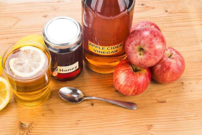 вода с медом и яблочным уксусом полезные свойства