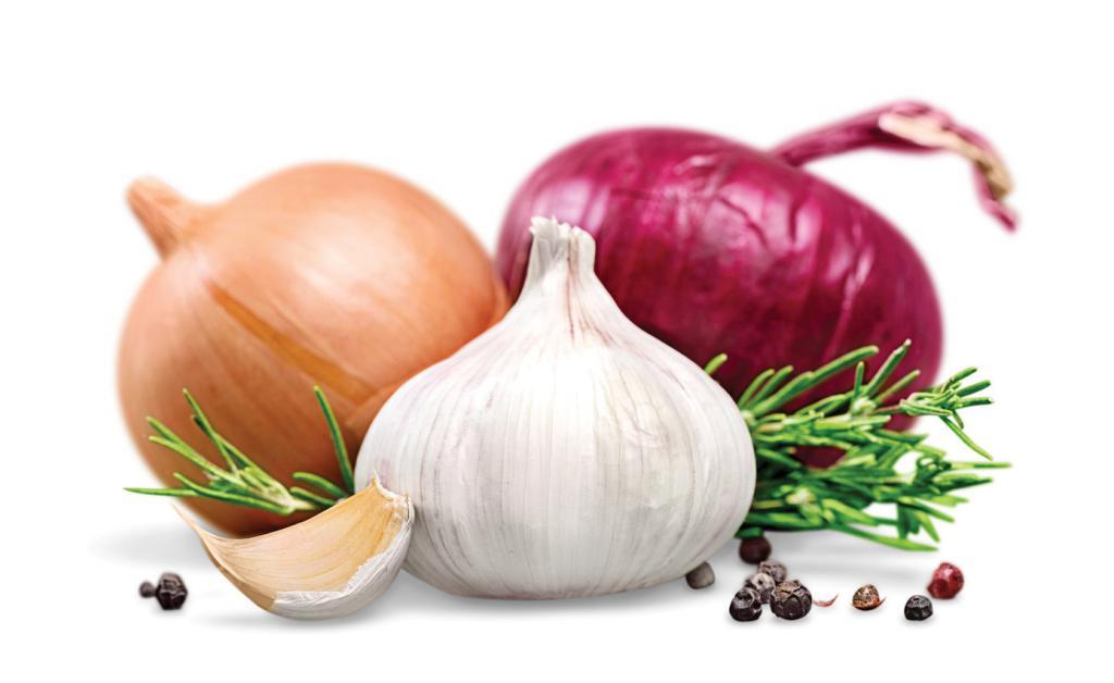 что полезнее лук или чеснок при простуде