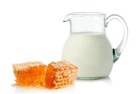 молоко с медом на ночь польза и вред при простуде