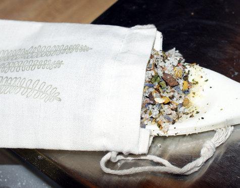 морская соль с мертвого моря чем она полезна