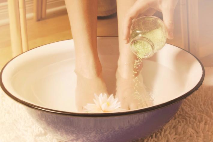 чем полезно парить ноги в горчице при простуде